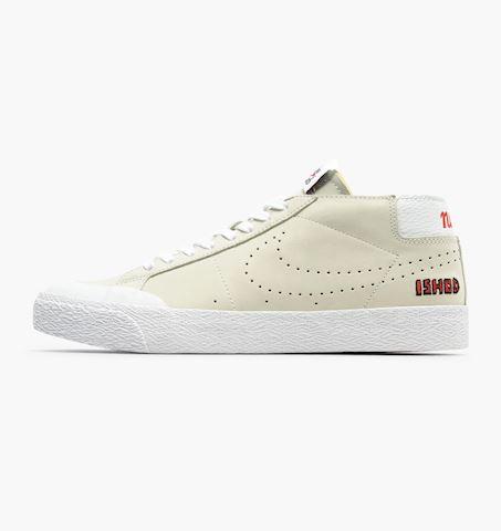 Nike SB Ishod Wair Zoom Blazer Chukka XT QS Men's Skateboarding Shoe - Cream Image