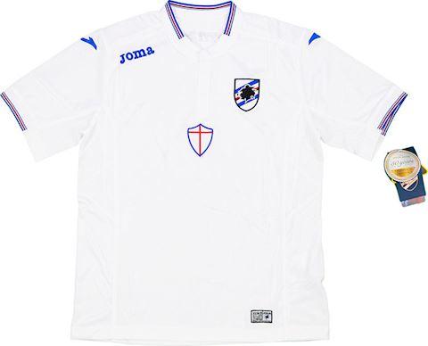 Joma Sampdoria Kids SS Away Shirt 2015/16 Image