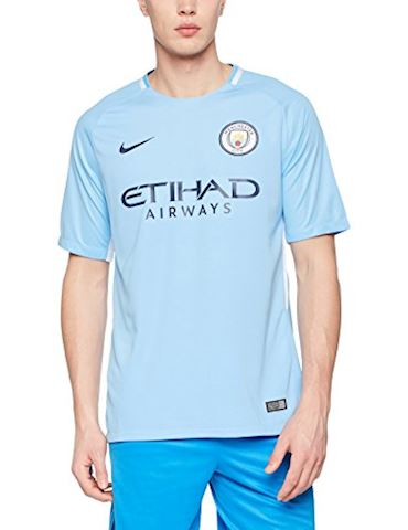 Nike Manchester City Mens SS Home Shirt 2017/18 Image