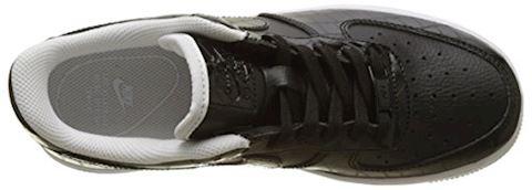 Nike Air Force 1'07 Essential Women's Shoe - Black Image 7
