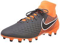 a39f1984a Nike Magista Obra II Academy Dynamic Fit FG Firm-Ground Football Boot - Grey