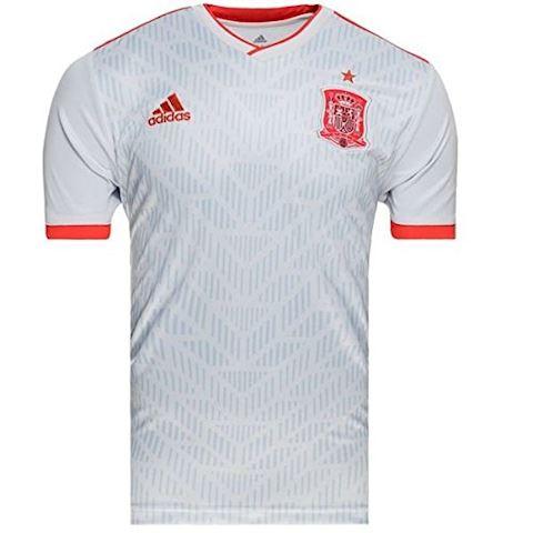 adidas Spain Kids SS Away Shirt 2018 Image