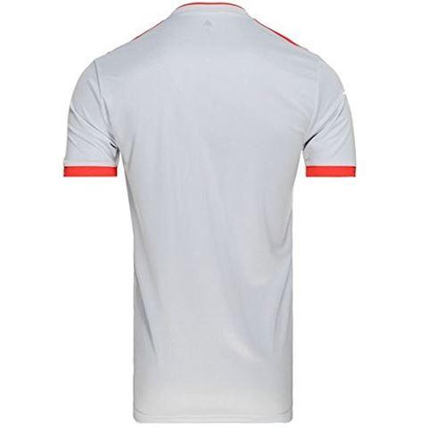 adidas Spain Kids SS Away Shirt 2018 Image 2