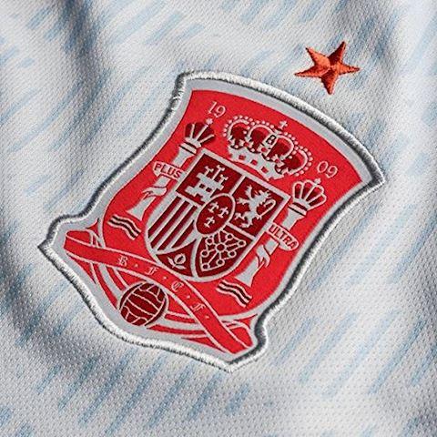 adidas Spain Kids SS Away Shirt 2018 Image 3