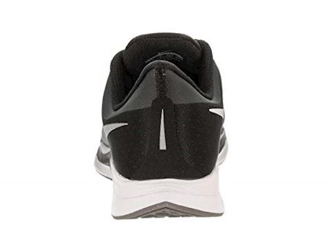 Nike Zoom Pegasus Turbo Women's Running Shoe - Black Image 11