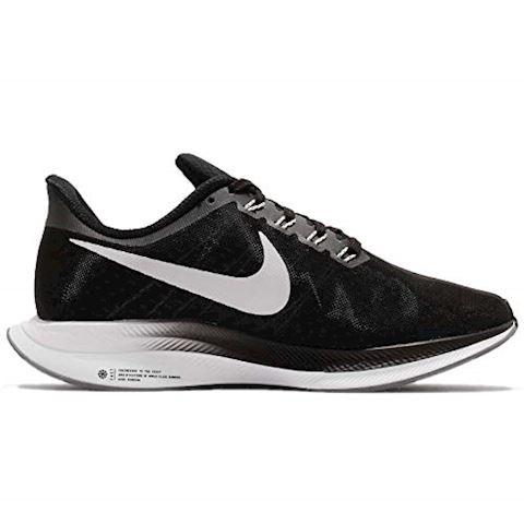 Nike Zoom Pegasus Turbo Women's Running Shoe - Black Image 2