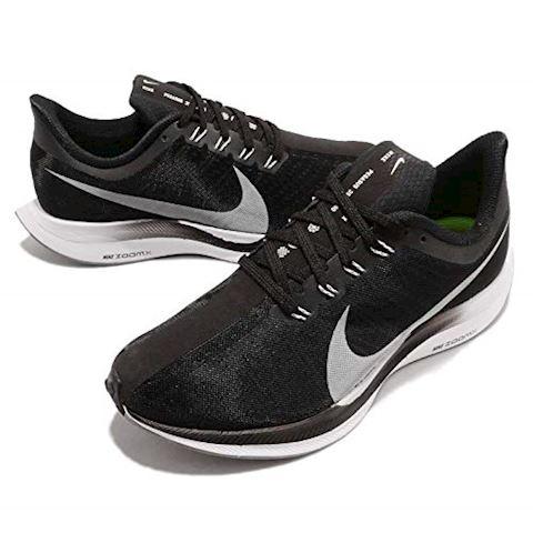 Nike Zoom Pegasus Turbo Women's Running Shoe - Black Image 6