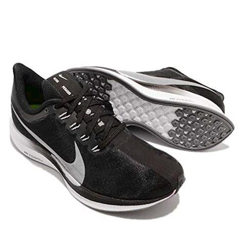 Nike Zoom Pegasus Turbo Women's Running Shoe - Black Image 7
