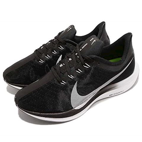 Nike Zoom Pegasus Turbo Women's Running Shoe - Black Image 8