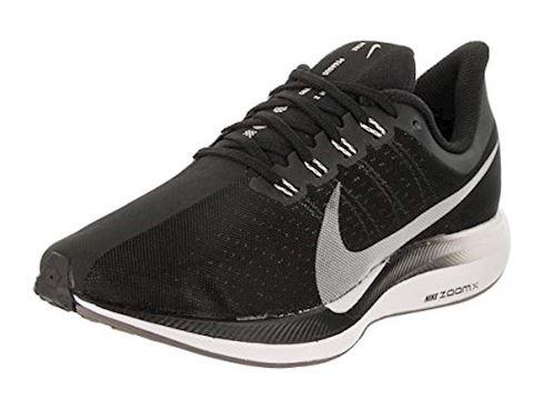 Nike Zoom Pegasus Turbo Women's Running Shoe - Black Image 9