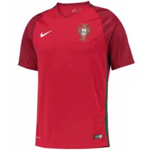 Nike Portugal Mens SS Home Shirt 2016 Image