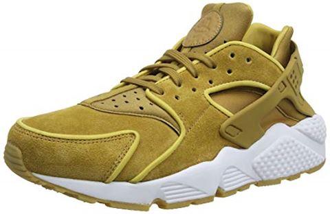 buy online bb3b8 382c0 Nike AIR HUARACHE RUN PREMIUM W women s Shoes (Trainers) in Brown Image