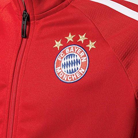 adidas Bayern Munich Training Tracksuit - Red - Kids, Red Image 5