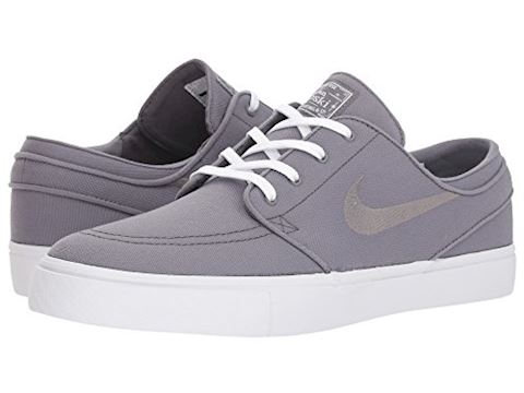 Nike SB Zoom Stefan Janoski Canvas Men's Skateboarding Shoe - Grey