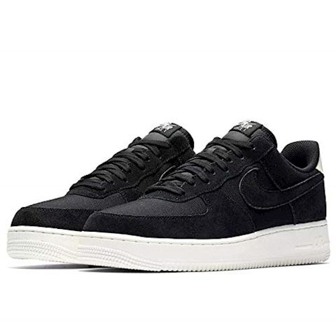 Nike Air Force 1'07 Suede Men's Shoe - Black Image