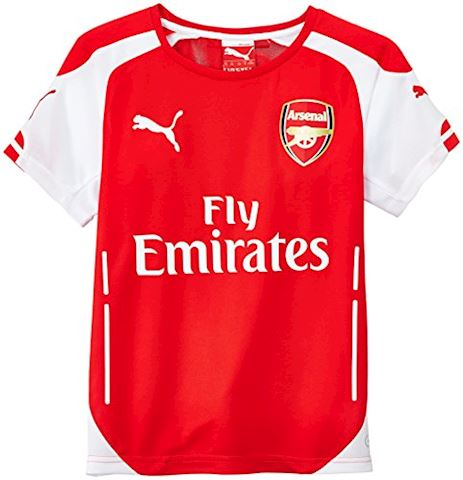 Puma Arsenal Kids SS Home Shirt 2014/15 Image
