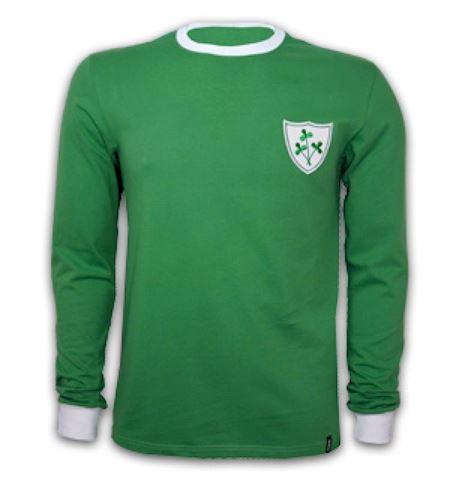 Republic of Ireland Mens LS Home Shirt 1960