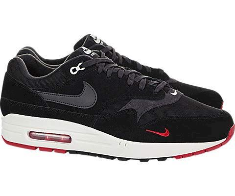 Nike Air Max 1 Premium Men's Shoe - Black Image 2