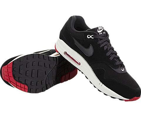 Nike Air Max 1 Premium Men's Shoe - Black Image 3