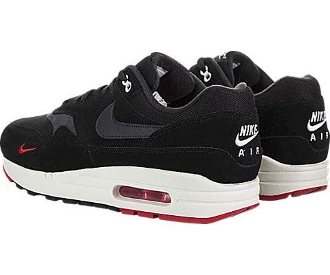 Nike Air Max 1 Premium Men's Shoe - Black Image 4