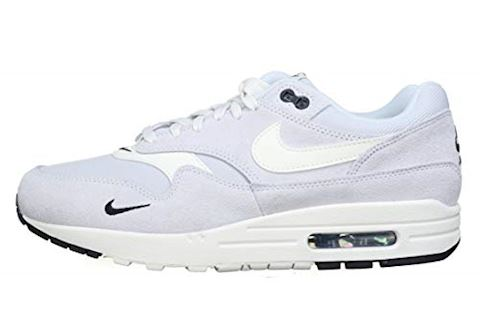 Nike Air Max 1 Premium Men's Shoe - Black Image 6