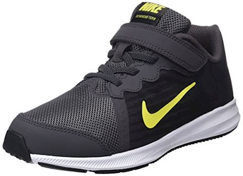 Nike Downshifter 8 Younger Kids' Shoe - Grey Image