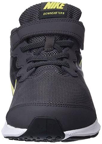 Nike Downshifter 8 Younger Kids' Shoe - Grey Image 4