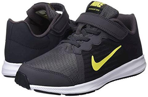Nike Downshifter 8 Younger Kids' Shoe - Grey Image 5