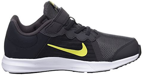 Nike Downshifter 8 Younger Kids' Shoe - Grey Image 6