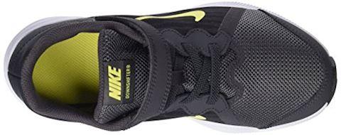 Nike Downshifter 8 Younger Kids' Shoe - Grey Image 7