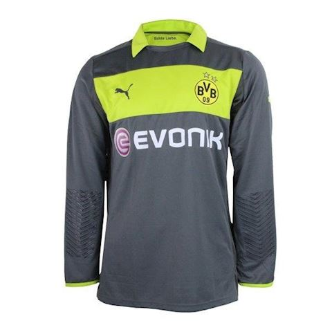 9c3be669e54 Puma Borussia Dortmund Mens LS Goalkeeper Home Shirt 2012/13 | FOOTY.COM