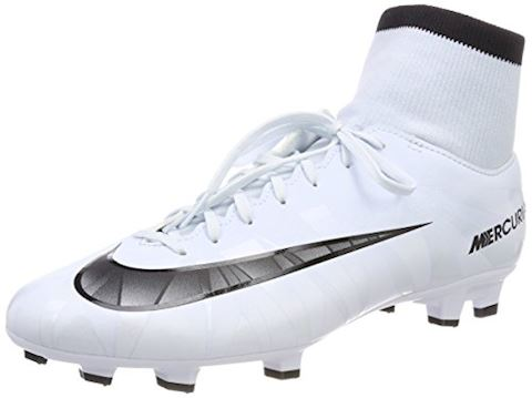 Nike Mercurial Victory VI Dynamic Fit CR7 Firm-Ground Football Boot - White Image