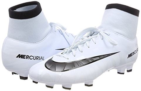 Nike Mercurial Victory VI Dynamic Fit CR7 Firm-Ground Football Boot - White Image 5