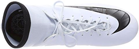 Nike Mercurial Victory VI Dynamic Fit CR7 Firm-Ground Football Boot - White Image 7
