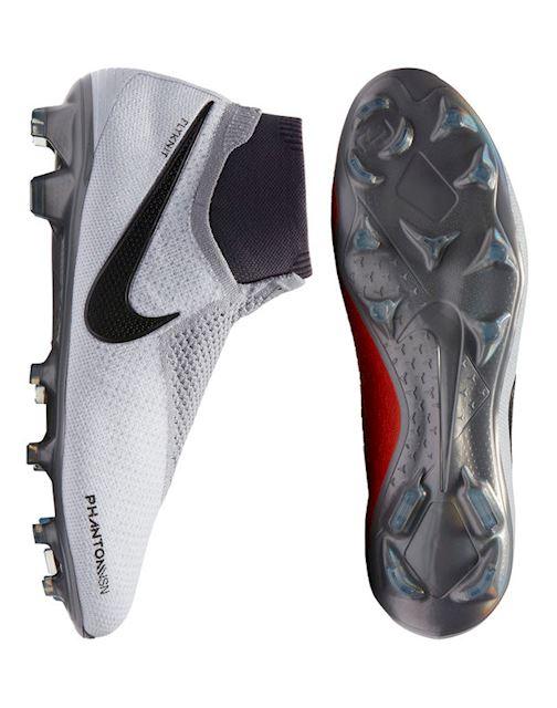ae121764b Nike Phantom Vision Elite Dynamic Fit Firm-Ground Football Boot - Silver
