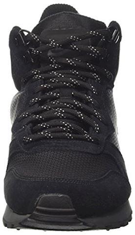 Nike MD Runner 2 Mid Premium - Black/Anthracite Image 4