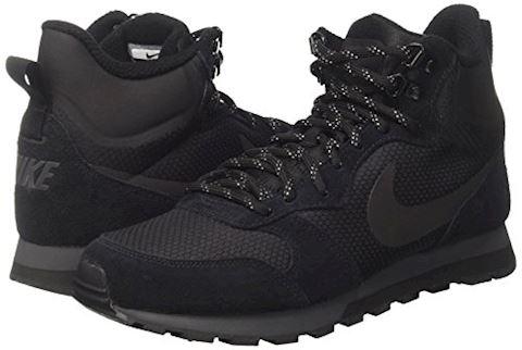 Nike MD Runner 2 Mid Premium - Black/Anthracite Image 5