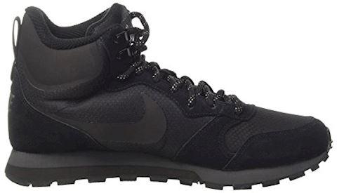 Nike MD Runner 2 Mid Premium - Black/Anthracite Image 6
