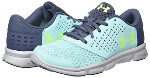 Under Armour Girls' Grade School UA Micro G Rave Running Shoes Image 6