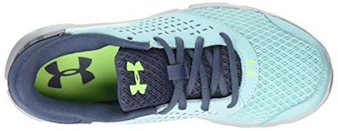 Under Armour Girls' Grade School UA Micro G Rave Running Shoes Image 8
