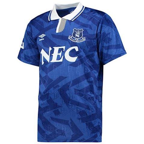 Umbro Everton Mens SS Home Shirt 1992/93 Image