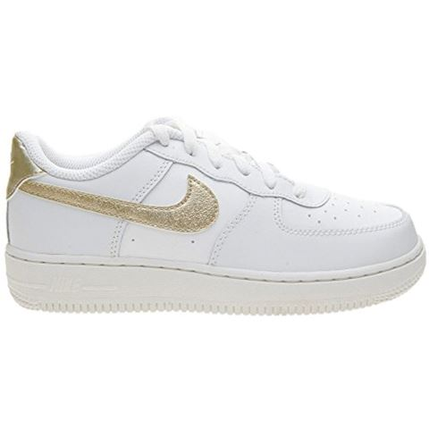Nike Air Force 1'06 Younger Kids' Shoe - White Image