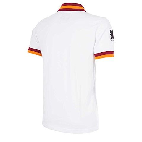 Roma Mens SS Away Shirt 1980/81 Image 2