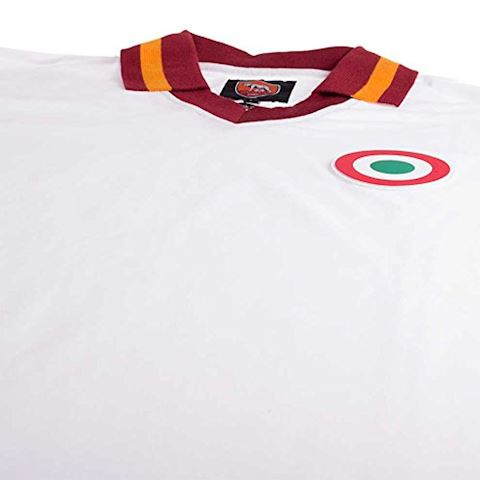 Roma Mens SS Away Shirt 1980/81 Image 3