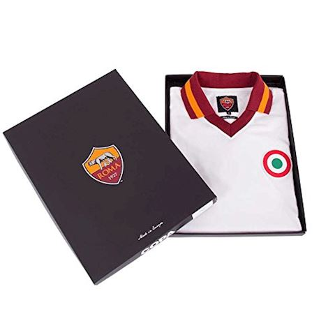 Roma Mens SS Away Shirt 1980/81 Image 5