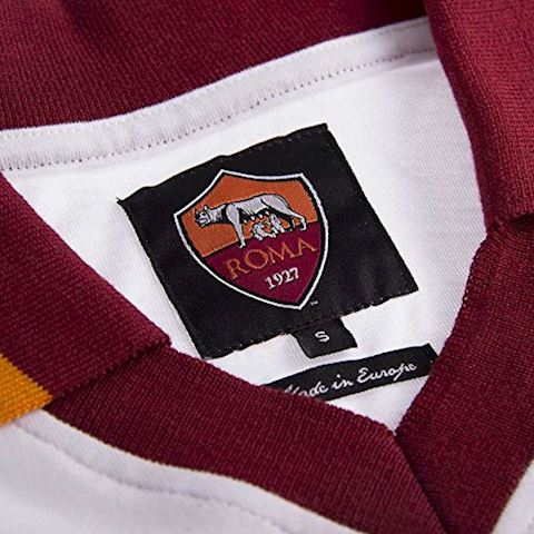 Roma Mens SS Away Shirt 1980/81 Image 6