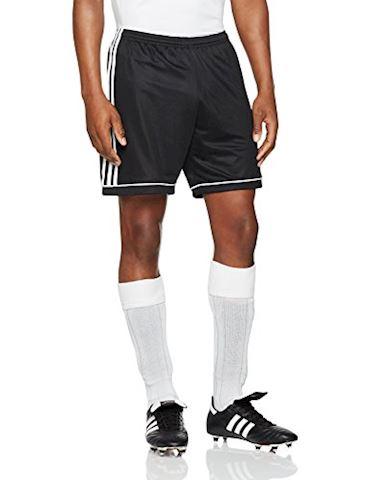 adidas Squadra 17 Short With Brief Black White Image