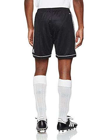 adidas Squadra 17 Short With Brief Black White Image 2