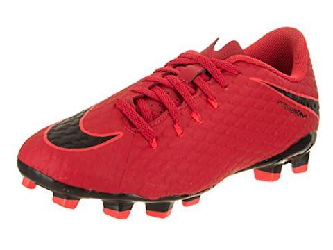 newest f2bb0 8749f Nike Jr. Hypervenom Phelon 3 Younger/Older Kids'Firm-Ground Football Boot -  Red