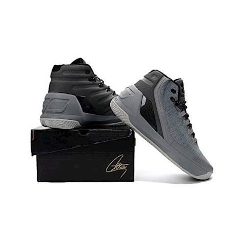 Under Armour Men's UA Curry Three Basketball Shoes Image 13